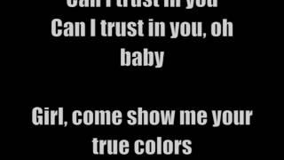 The Weeknd - True Colors [HD Song Lyrics]