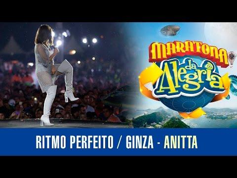 Ritmo Perfeito / Ginza - Anitta (Maratona...