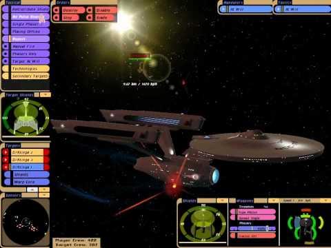 Star Trek: Bridge Commander: The Kobayashi Maru Test