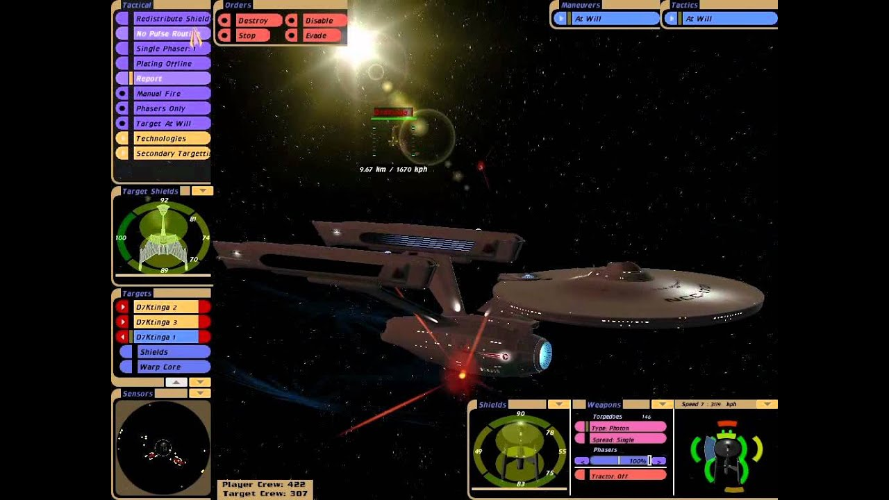 Star trek bridge commander kobayashi maru download