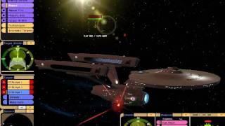 Star Trek: Bridge Commander: The Kobayashi Maru Test