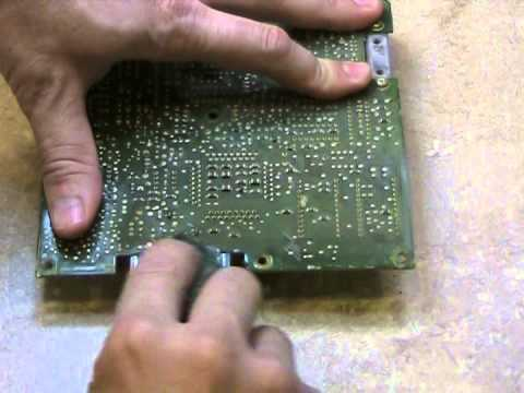 Repeat Cleaning J3 Port Connector by Moates net Youtube - You2Repeat