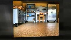 Garage Flooring Conway, FL Epoxy & Polyurea Polyaspartic Coatings