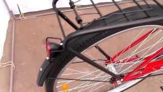 Обзор велосипеда Дорожник Ретро