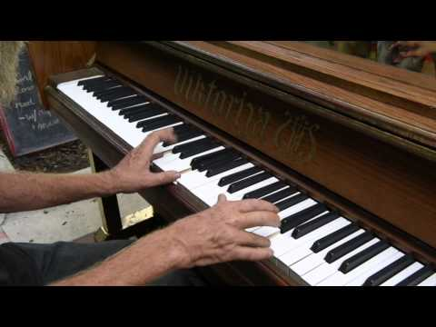 HT VIDEO: Homeless pianist in Sarasota