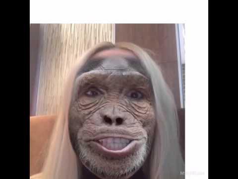 Поздравление с наступающим Новым Годом от истинной обезьяны)))