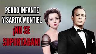 EL SECRETO ENTRE PEDRO INFANTE Y SARITA MONTIEL