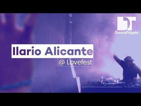 Ilario Alicante | Lovefest Serbia DJ Set | DanceTrippin