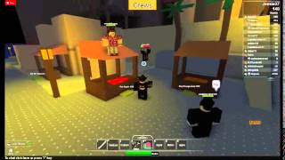 ROBLOX The Death Omen Makes NolisXD Run And Beg For Help