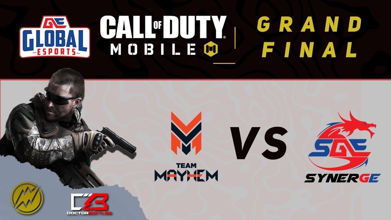 Call of Duty Mobile: #JanataCurfewLeague: Asian League x Global Esports - Season 1 Grand Final