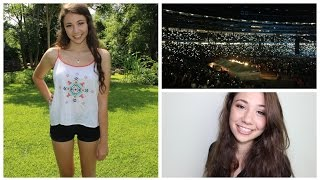 Get Ready With Me #7: One Direction Where We Are Tour Concert!!! (: