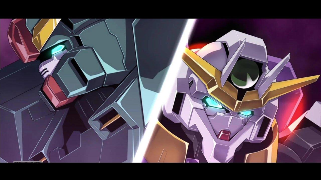 Super Robot Wars V 超級機器人大戰V 療天使高達 All Attack - YouTube