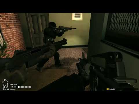 SWAT 4 Elite Force Mod Alpha Test V7: Our Sisters of Mercy Hostel