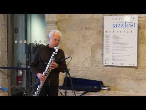 JazzFest 2016 - Michael Riessler - Double Fond