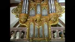 Pipe Organs - Luxembourg