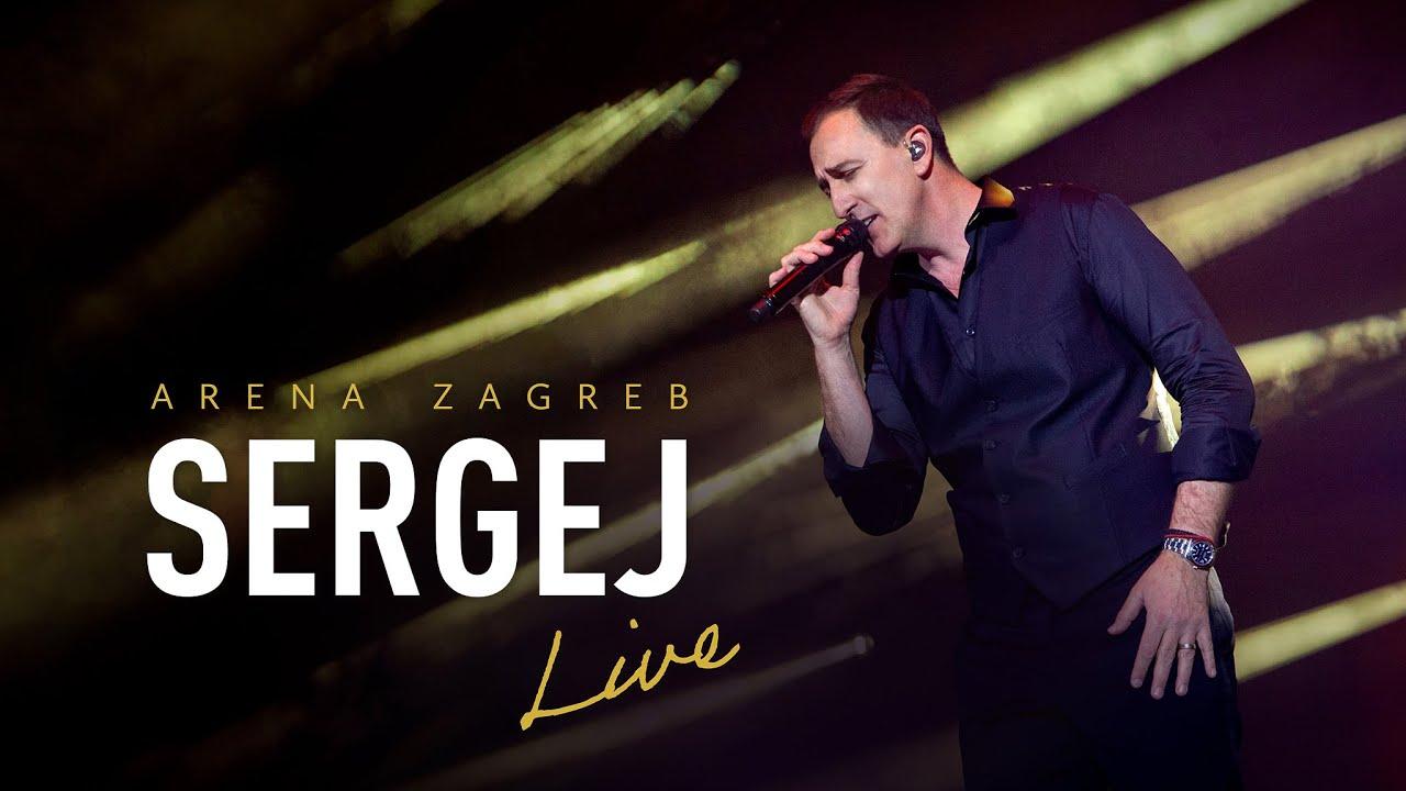 SERGEJ // NEK TE LJUBAV DOCEKA // LIVE @ARENA ZAGREB 2020