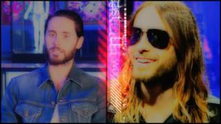 Jared Leto - Take off all your clothes