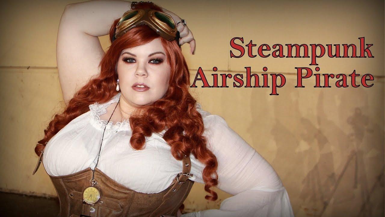 Steampunk Diy Makeup Amp Costume Tutorial Halloween Youtube