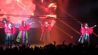 ESCKAZ in Madrid: Tulia (Poland) - Fire of Love (Pali się) (at PrePartyES 2019)
