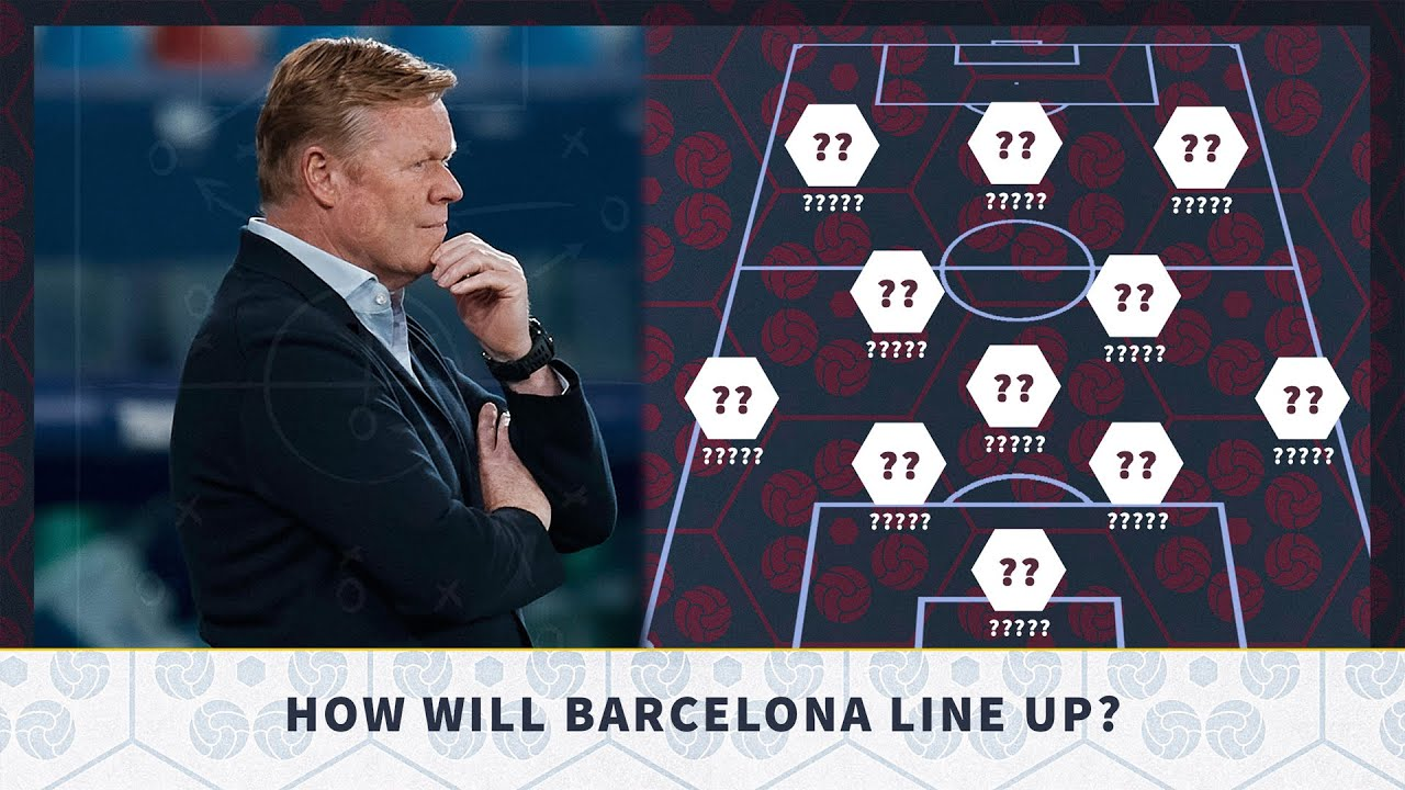 Download How Will Barcelona Line Up Next Season?   Potential Line-ups & Tactics!