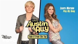 "Laura Marano - Play My Song (From ""Austin & Ally""/Audio Only)"