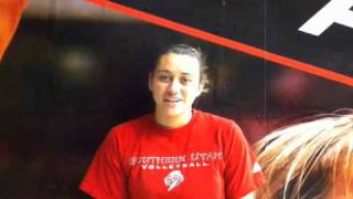 SUU VB Quick Takes - Alissa Youart