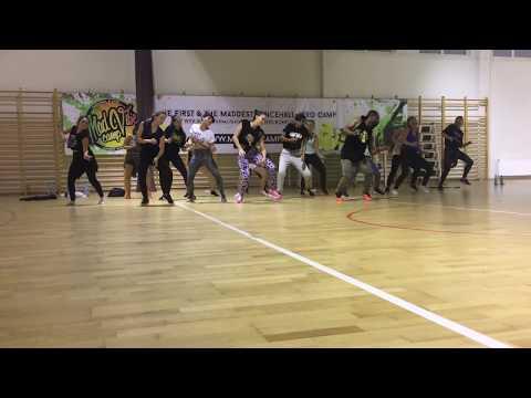 Naughty ride Wizkid feat Major Lazer / dancehall