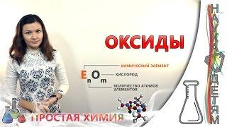 Оксиды/Oxides