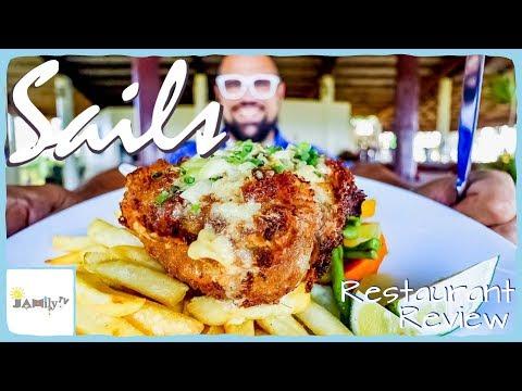 SAILS Restaurant & Bar | SAMOAN RESTAURANT REVIEW | APIA SAMOA | SAMOAN VLOG