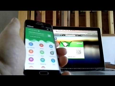 Samsung galaxy S6 easy connection to Mac