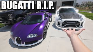 homepage tile video photo for Spent $80,000 to make my Nissan GTR a Bugatti Killer.