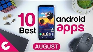 Top 10 Best Apps for Android - Free Apps 2018 (August)