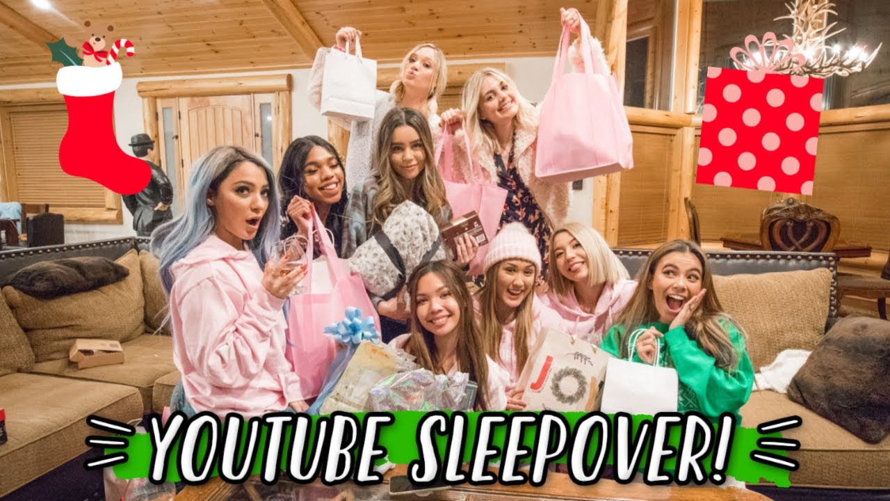 my-first-youtube-sleepover