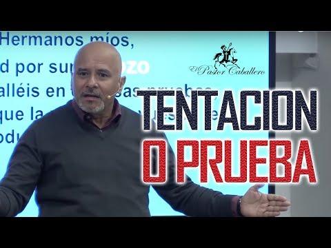 Predicas Cristianas | Diferencias entre Tentación y Prueba | Pastor Caballero