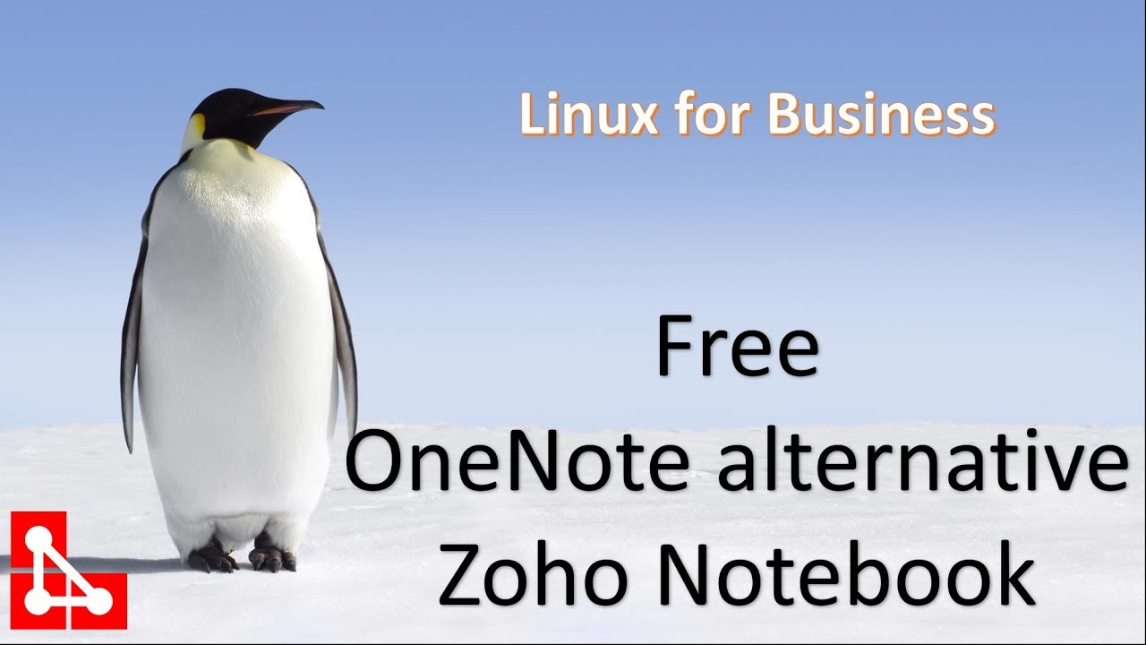 Note taking on Linux - Zoho Notebook an alternative for OneNote?