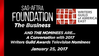 The Business: 2017 Writers Guild Awards Television Nominees