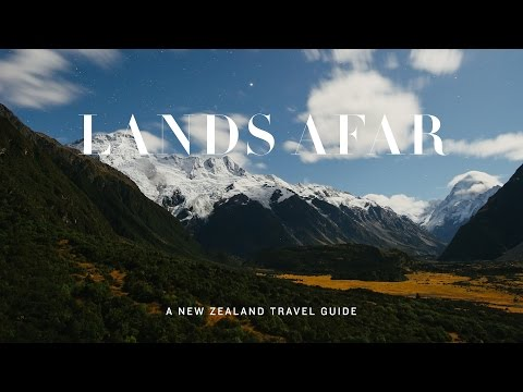 Lands Afar, a New Zealand Travel Guide