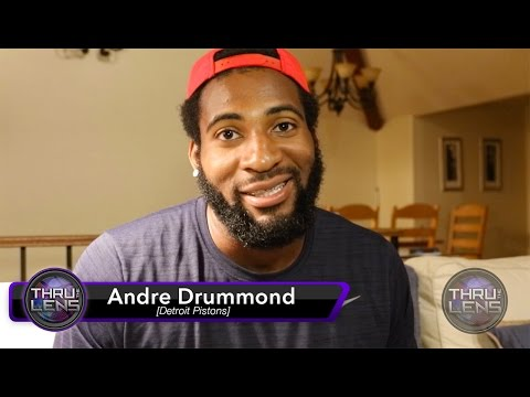 Thru The Lens: (DAY IN THE LIFE) S2; Ep4 - Dre Day - Andre Drummond