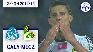 Ruch Chorzów - GKS Bełchatów [2. połowa] sezon 2014/15 kolejka 34