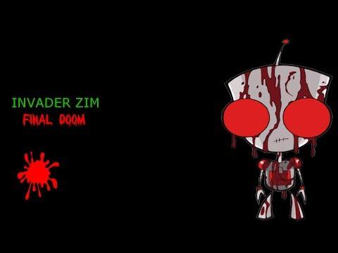 Cartoon Creepypasta - Invader Zim - Final Doom