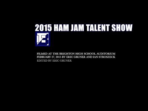 2015 Brighton High School Ham Jam Talent Show