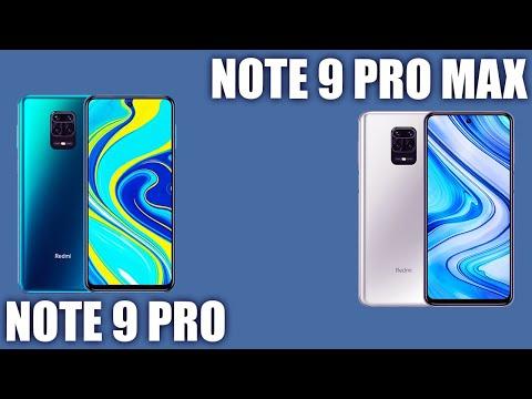 Xiaomi Redmi Note 9 Pro (9s) Vs Redmi Note 9 Pro Max. Сравнение!!