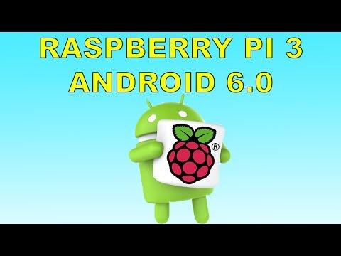 Android Lollipop 5 1 on Raspberry Pi 2 Installation Tutorial
