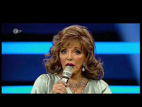 Joan Collins in Germany TV / ZDF