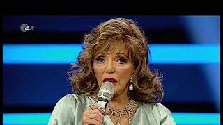 Joan Collins in Germany TV / ZDF