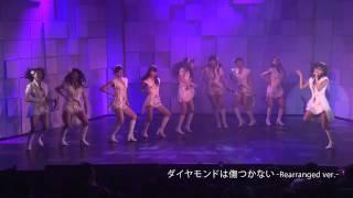 http://tpd-web.com 新生・東京パフォーマンスドールの「ダイヤモンドは...