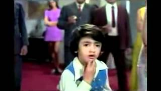 Children's Hindi Song   Tera Mujhse Hai Pehle   Aa Gale Lag Jaa 1973 Kishore   Sushma Shrestha   YouTube