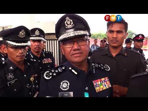 Wan Ji ditahan kerana video hina 'Tuanku', kata KPN
