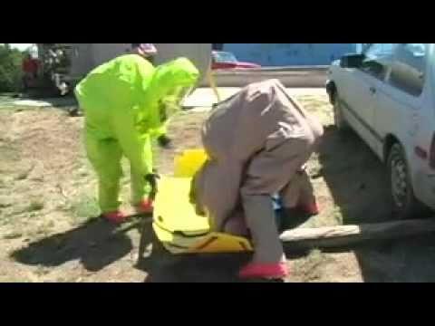 HazMat Challenge 2010 at Los Alamos National Laboratory