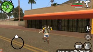 Где найти 4 пулимета в GTA San Andreas+броник.